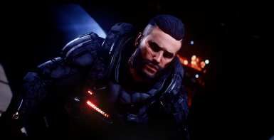 Manly Male Ryder Face