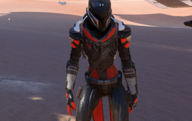 Vetra Black Helmet _ Vetra Black and Red Alternate
