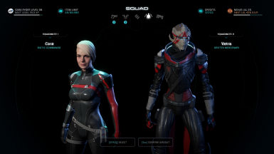 Cora Black and Red _ Vetra Black and Red Alternative _ Vetra Red Face Marking