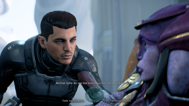 Pathfinder Armor Changes At Mass Effect Andromeda Nexus Mods And