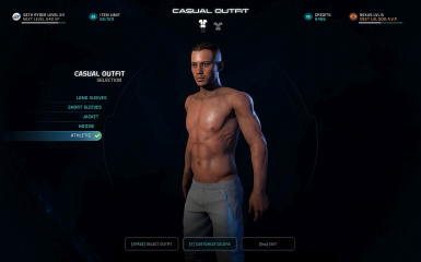 Shirtless Bro Ryder for Science