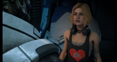 Cora complexion on my Ryder