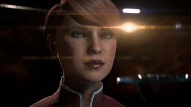 Suvi Tweak - with eye and hair mods