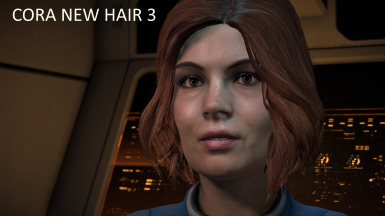 Cora New Hair (still experimenting)