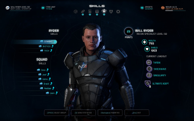 Ryder Level 132 Save Game File - All Research Items Completed