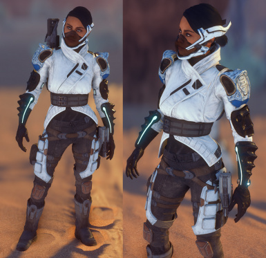 Initiative Chest Swap on Custom Ryder