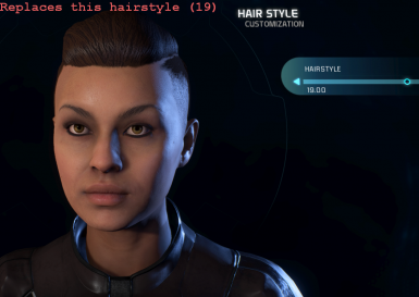 Hair 19 without mod