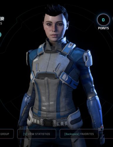 Female Officer Underarmor (with Casual workaround)