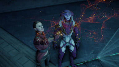 PB Outfit for humans at Mass Effect Andromeda Nexus - Mods