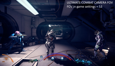 Ultimate Combat Camera FOV Mod