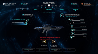 ME Andromeda Weapon Pack - Outdated