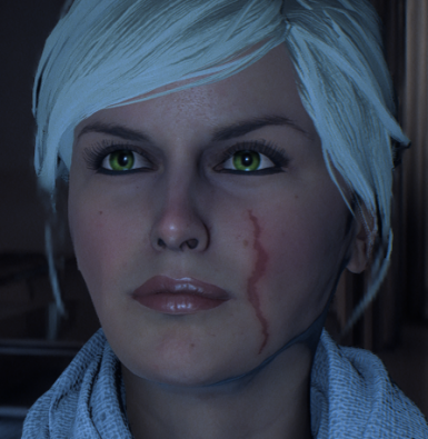 Ciri Look-A-Like Save Game NGPlus
