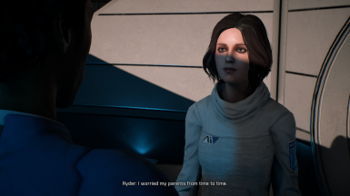 Customized Sara Ryder