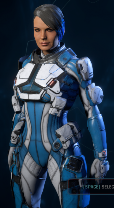 Kitsumi's Cora Armor Replacer Add-On