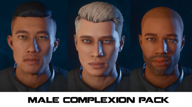 Femshepping's Male Complexions