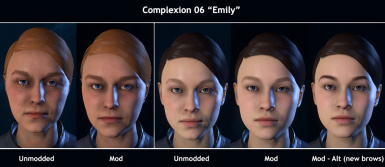 Complexion 6 - Emily