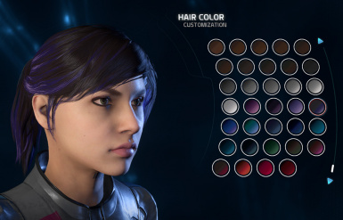 Fia's Hair Dyes - A Hair Color Replacer