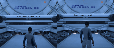 hub cam - comparative