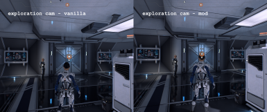 exploration cam - comparative