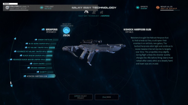 MP Weapons in SP