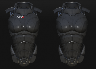N7 No Logo Before/After