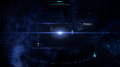 Minimal Galaxy Map Interface (No Flight Skip Prompt)