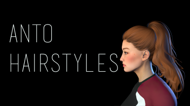 MEA - Anto Hairstyles WIP