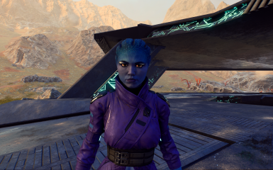 Peebee No Bar and Make Up