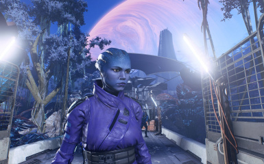 Peebee No Mask with Makeup