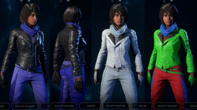 Jacket - Better Customization Options