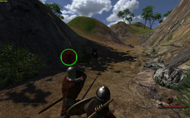 Mount And Blade-Warband CROSSHAIRS
