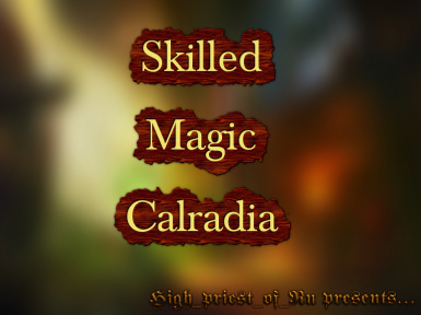 Skilled Magic Calradia v.0.9.4