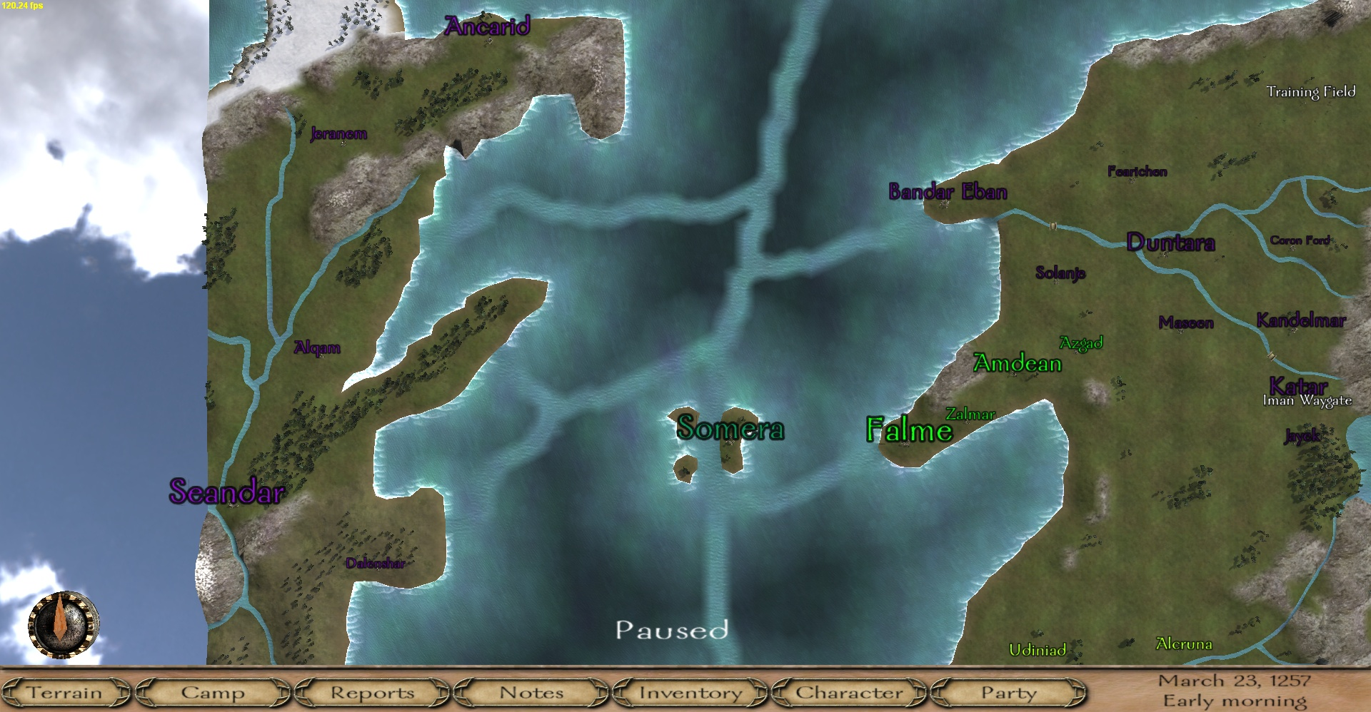 The gathering storm a wheel of time mod at mount blade warband map seanchan gumiabroncs Choice Image