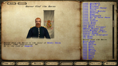 Mount and Blade Imperialism