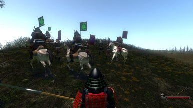 Gekokujo at Mount & Blade Warband Nexus - Mods and community