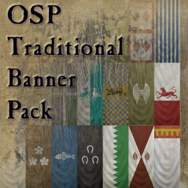 Traditional Banner Pack