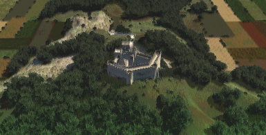 33 Calrade castles and fortresses
