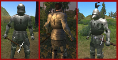 15th Century 'Englyshe' Plate Armour Pack