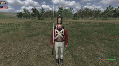 British 41st Ranker - Early War