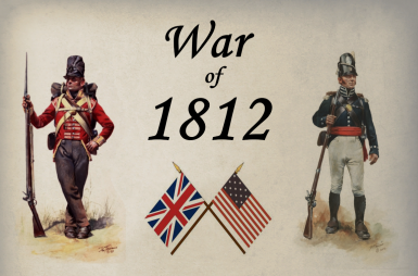 War of 1812 Loading Screen