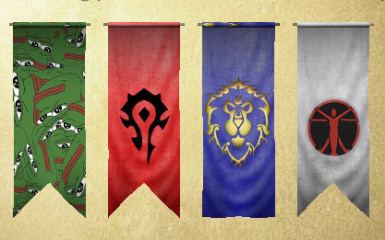 Mount and blade warband game of thrones banner pack