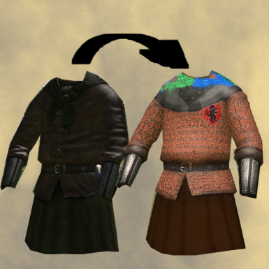 Armor retexture for Kingdom of Swadia