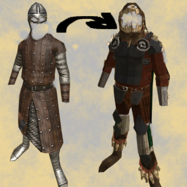 Armor retexture for Nords