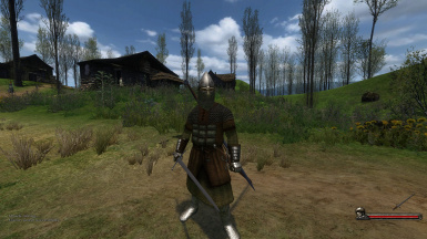 Re did Vaegir Armour