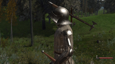 New Hammer TEX and armour