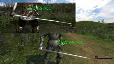 NEW vs OLD Estoc