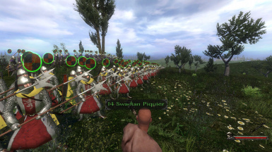 Floris Expanded - Guarantee Polearms for Polearm Troops