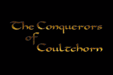 The Conquerors of Coultchorn Tweaks