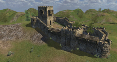 Native multiplayer castle converted to singleplayer LSP