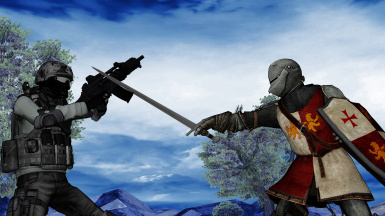 Auto Fire for all Mount and Blade games (FullAutoCrossbow)